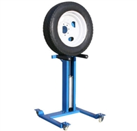 Atlas® Automotive Equipment AEZWL-2 Offset Pneumatic Portable Wheel Lift w/180 lbs. Capacity