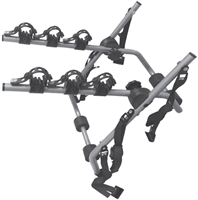 Detail K2 Inc DK2 190 Trunk Mounted Bike Carrier for Up to 3 Bicycles