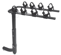 Detail K2 Inc DK2 290 Hitch Mounted Bike Carrier for Up to 4 Bicycles