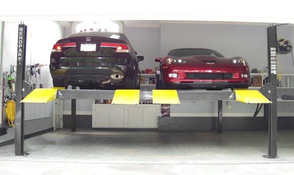 Auto Storage Lift : Parking car storage lifts best buy auto equipment autos post