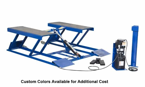 Bendpak Low Rise Lift 6000lb Capacity Lr 60