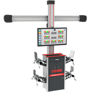CEMB DWA3500 3D High Definition Wheel Alignment System