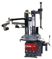 CEMB SM628BPS Advance Swing Arm Tire Changer