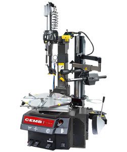 CEMB SM675 Leverless Articulating Swing Arm Tire Changer