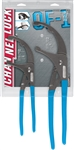 Channellock OF-1 2pc Oil Filter/ PVC Pliers Set - CNL-OF1