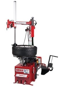 Coats® 60X Rim Clamp® Tire Changer w/ Air or Elec Drive Motor