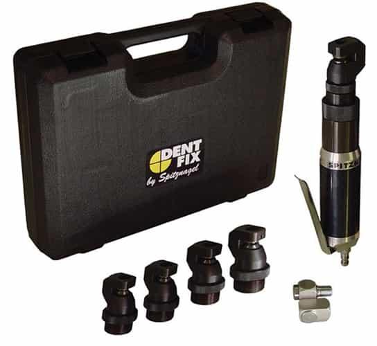 Dent Fix Df Mp050k 5 In 1 Pneumatic Punchflange Kit