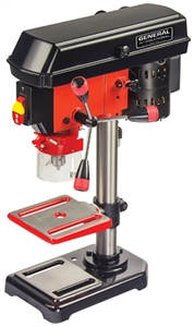 "General International DP2001 8"" 5 Speed 2A Bench Mount Drill Press w/Laser System"