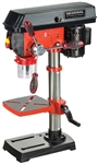 "General International DP2002 10"" 5 speed 3A Bench Mount Drill Press w/Laser System & LED Light"