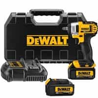 "DeWalt DCF883M2 20V MAX Lithium Ion 3/8"" Impact Wrench Kit - DWT-DCF883M2"