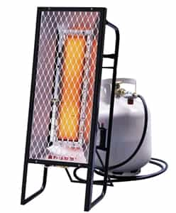 HeatStar by Enerco F170700 HS35LP 35,000 BTU Portable Radiant Propane Industrial Heater - ENR-F170700