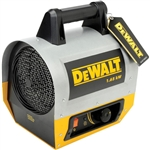 DeWalt by Enerco DXH165 1.65 KW Forced Air Electric Construction Heater - ENR-F340635