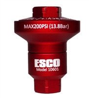 Esco Equipment 10601 Air Pressure Reducer For Air/Hydraulic Equipment - ESC10601