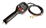 Esco Equipment 10963 Rechargeable Automatic Digital LCD Gauge Tire Inflator w/ Clip on Chuck - ESC10963