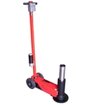 YAK by ESCO 92008 33-Ton Air/Hydraulic Single Stage Jack, 135 - ESC92008