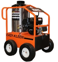 Easy-Kleen EZO2703G 6.5HP Commercial Hot Water Gas Pressure Cleaner w/Kohler Engine