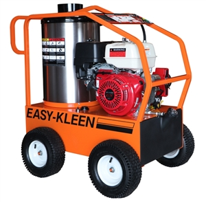 Easy-Kleen EZO3504G-H 13HP Gearbox Driven Commercial Hot Water Gas Presser Cleaner w/Honda Engine