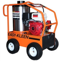 Easy-Kleen EZO4035G-H-GP-12 13HP Commercial Hot Water Gas Pressure Cleaner w/Honda Engine