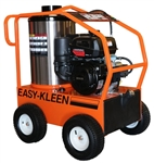 Easy-Kleen EZO4035G-K-GP-12 14HP Commercial Hot Water Gas Pressure Cleaner w/Kohler Engine