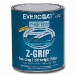 Fiberglass Evercoat Z-Grip® Non-Clog Lightweight Filler - Gallon FIB282