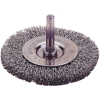 "Firepower 1-1/2"" Crimped Wire Wheel Brush FPW1423-2100"