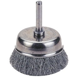 "Firepower 2-1/2"" Crimped WIre Cup Brush FPW1423-2107"