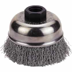 "Firepower 3"" Crimped Wire Cup Brush FPW1423-2109"