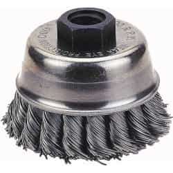 "Firepower 3"" Knotted Wire Cup Brush FPW1423-2110"