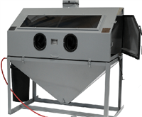 Cyclone Manufacturing FT-6035 Industrial Abrasive Blast Cabinet