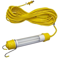 SafTlite by General Manufacturing 1413-5000 Stubby™ 13 Watt Fluorescent Light w/50' Cord - GEN1413-5000