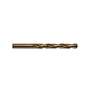 "Hanson 3/16"" Cobalt High Speed Steel Fractional Straight Shank Jobber Length Drill Bit HAN63112"
