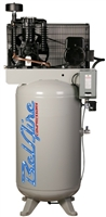 "BelAire 338VLE 7.5 HP 80G Three Phase ""Elite"" Air Compressor P/N 8090250029"