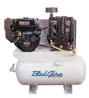 BelAire 3G3HKL 14HP Two Stage Engine-Powered Reciprocating Air Compressor P/N 8090250039
