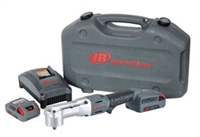 "Ingersoll Rand W5330 IQv20 3/8"" Right Angle Impactool w/ 2 Batteries P/N IRC-W5330-K22"