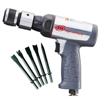 Ingersoll Rand 123MAXK Short Barrel Air Hammer Kit w/Low Vibration - IRT123MAXK
