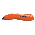 Irwin Industrial Hi-Vis Retractable Knife IRW2082300