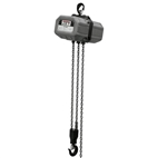 Jet Tools 1SS-1C-20 1 Ton, 1 PH Electric Hoist with 20' Lift JET112000