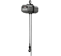Jet 121100 1/2SS-1C-10, 1/2-Ton Electric Chain Hoist 1-Phase 10' Lift - JET121100