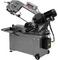 "Jet Tools HBS-814GH 8"" x 14"" Geared Head Horizontal Bandsaw, 1PH JET414466"