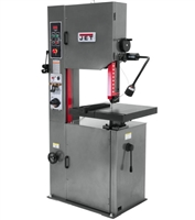 "Jet Tools 414483 VBS-1408 14"" Vertical Bandsaw, 1HP, 115/230V, 1Ph JET414483"