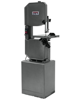 "Jet Tools J-8201VS 14"" Wood/Metal Vertical Variable Speed Bandsaw, 1 Ph JET414502"