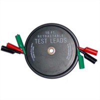Kastar 3 x 10' Retractable Test Leads KAS1129
