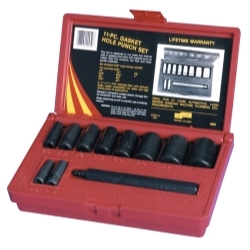 Kastar 11 Piece Gasket Hole Punch Set KAS950