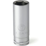 KD Tools 1/4' Drive 6mm 6 Point Deep Socket KDT80141