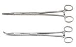 KD Tools 2 Piece GearWrench Double X Hemostat Pliers Set KDT82111