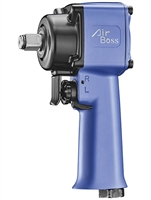 "Ken-Tool® 26401 Air Boss® AW-80T 1/2"" Dr Mini Stubby Impact Wrench"