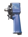 "Ken-Tool® 26403 Air Boss® AW-80J 1/2"" Dr Micro Stubby Impact Wrench"