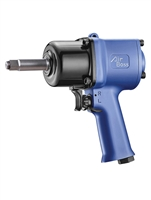 "Ken-Tool® 26405 Air Boss® AW-130PL 1/2"" Dr Impact Wrench w/Extended Anvil - KEN26405"