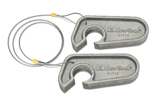 Ken-Tool 31714 Aluminum Bead Holder