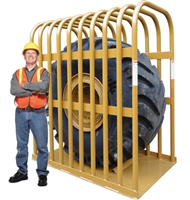 Ken-Tool® T111 10-Bar EarthMover Tire Inflation Cage - KEN36011